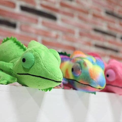 Chameleon Plush - Hamee Strapya World