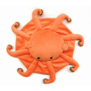 Flapjack Octopus Plush (Flat) - Deep Sea Creature Series - Hamee Strapya World