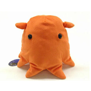 Flapjack Octopus Plush (Round) - Deep Sea Creature Series - Hamee Strapya World