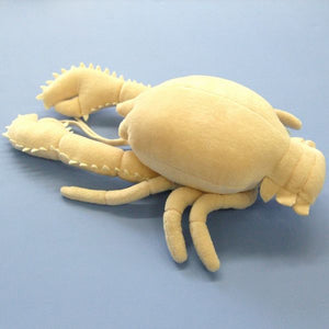 Shinkaia Crosnieri Lobster Plush - Deep Sea Creature Series - Hamee Strapya World