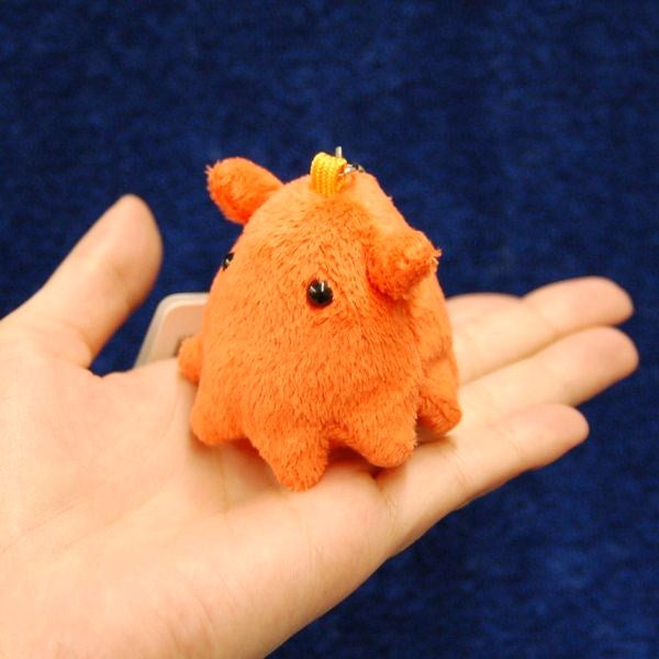 Flapjack Octopus Plush Strap - Deep Sea Creature Series - Hamee Strapya World