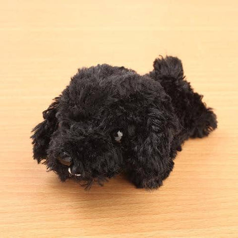 Little Beans Plush (Poodle) - Hamee Strapya World