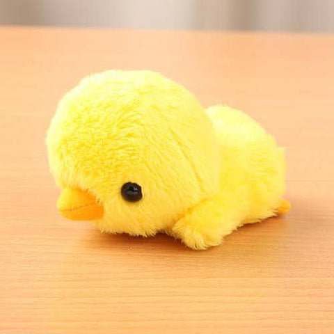 Little Beans Plush (Chick) - Hamee Strapya World