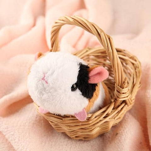 Guinea Pig Plush - Little Beans Series - Hamee Strapya World