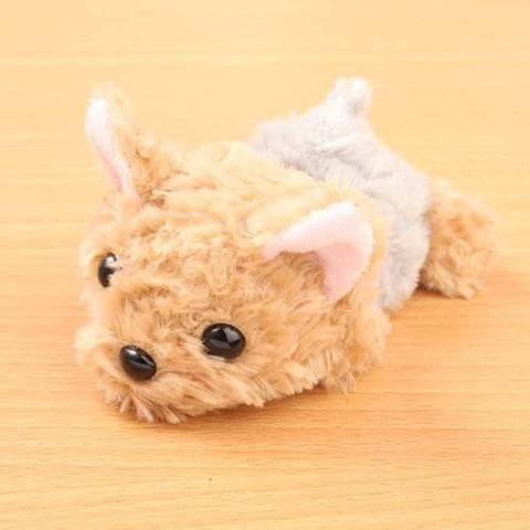 Little Beans Plush (Yorkshire Terrier) - Hamee Strapya World