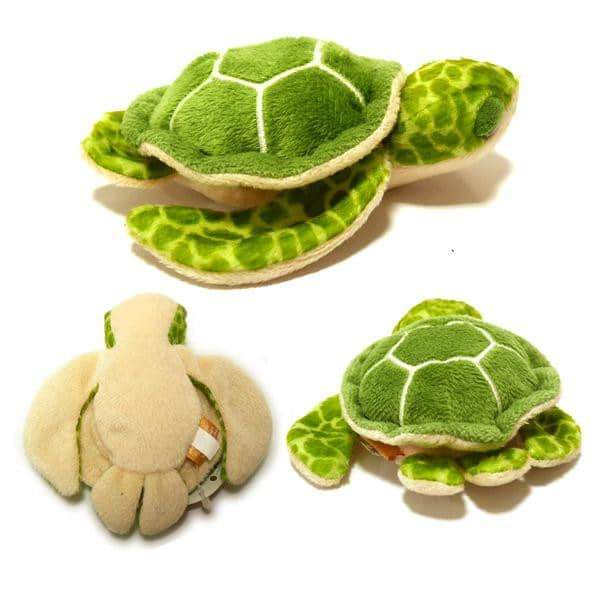 Turtle Plush - Little Beans Series - Hamee Strapya World