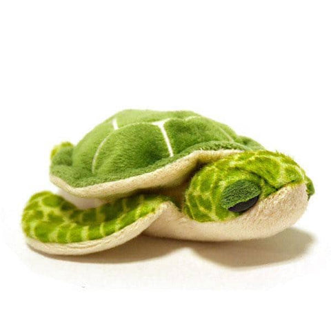 Little Beans Turtle Plush - Hamee Strapya World
