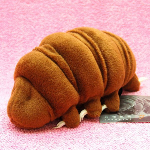 Tardigrade Water Bear Plush - Hamee Strapya World