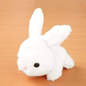 Rabbit Plush - Little Beans Series - Hamee Strapya World