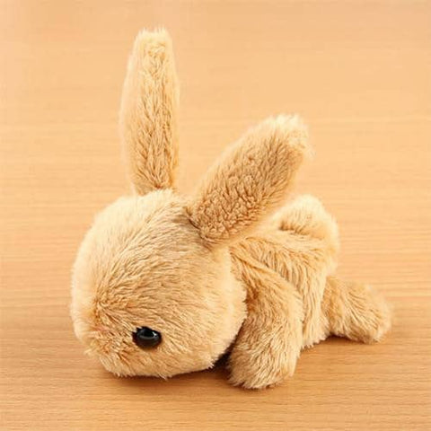 Little Beans Plush (Rabbit) (Beige) - Hamee Strapya World