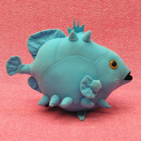 Oreosoma Atlanticum (Ox-eyed Oreo) Plush - Deep Sea Creature Series - Hamee Strapya World
