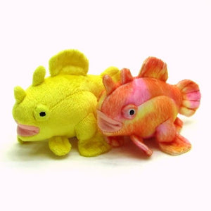 Frogfish Plush - Deep Sea Creature Series - Hamee Strapya World