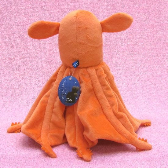 Cirroteuthis Octopus Plush - Deep Sea Creature Series - Hamee Strapya World