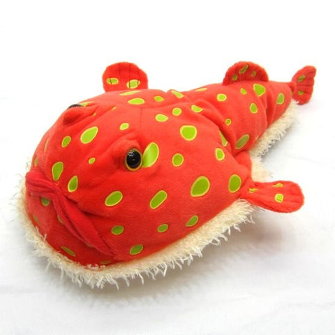 Ancient Deep Sea Creature Chaunax Plush - Hamee Strapya World
