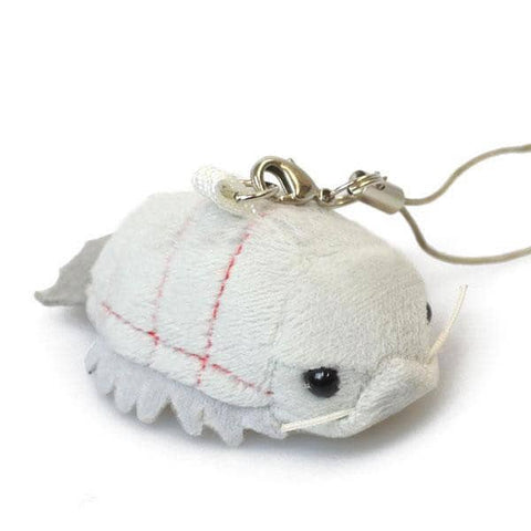 Soft and Downy Sea Creature Plush Beanbag Munyu-Mamu Series (Giant Isopod) - Hamee Strapya World