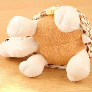 SID-Kun Tortoise Plush (Brown) - Hamee Strapya World