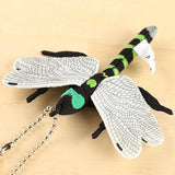 Realistic Insect Plush Strap - Forest Insect Series