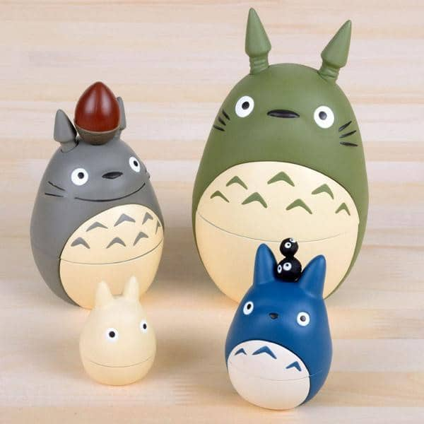 Studio Ghibli My Neighbor Totoro Matryoshka - Hamee Strapya World
