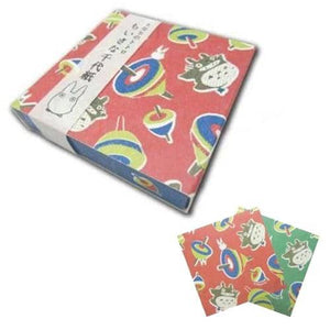 Studio Ghibli Mini Origami Craft Paper (My Neighbor Totoro / Totoro and Spinning Top) - Hamee Strapya World