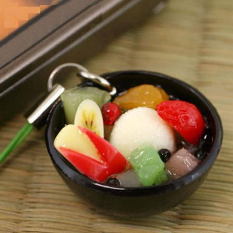 Food Sample Strap (Fruits Mitsumame) - Hamee Strapya World