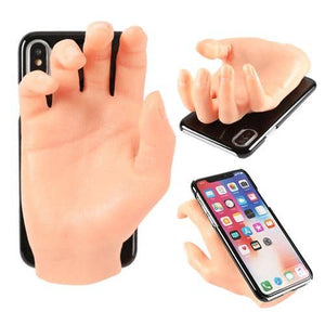 Hand Figure Phone Case for iPhone 8/7/6s/6 (Nami's Hands) - Hamee Strapya World
