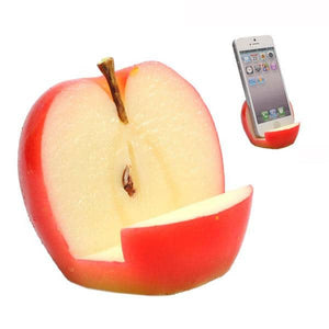 Food Sample Smartphone Stand (Apple) - Hamee Strapya World