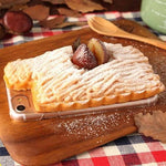 Food Sample Phone Case for iPhone 8/7 (Maron Montblanc) - Hamee Strapya World