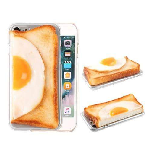 Food Sample Bread Phone Case for iPhone 8/7 - Hamee Strapya World