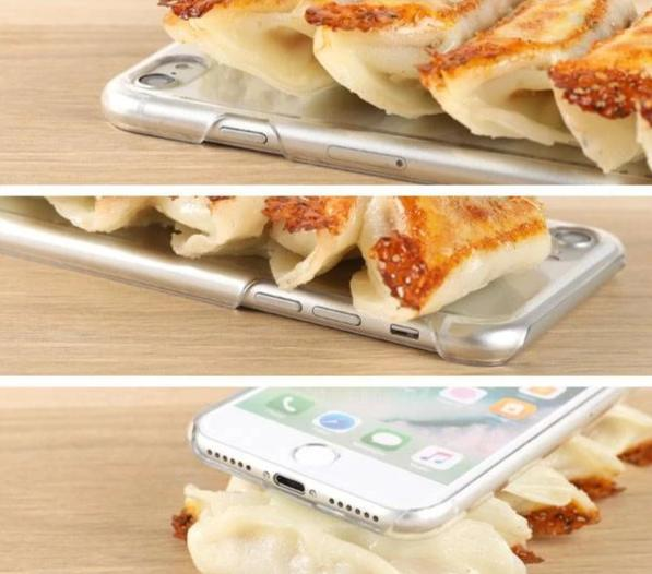 Food Sample Gyoza Phone Case for iPhone 8/7 - Hamee Strapya World