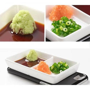 Food Sample Phone Case for iPhone 8/7/6s/6 (Condiment Dish) - Hamee Strapya World
