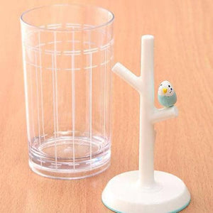 Cokatiel Gargle Cup & Cup Stand Set - Hamee Strapya World