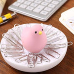 Hair Pin Holder (Pink) - Hamee Strapya World