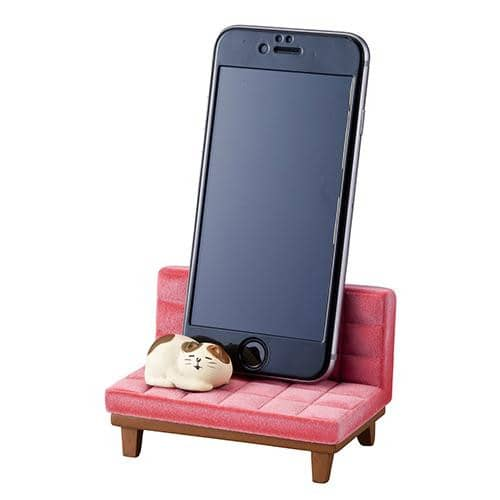 DECOLE Smartphone Stand (Pink) - Hamee Strapya World