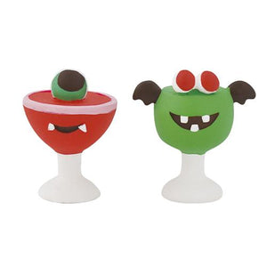 DECOLE Concombre Figures - Halloween (Eyeball Cocktail 2 pcs Set)