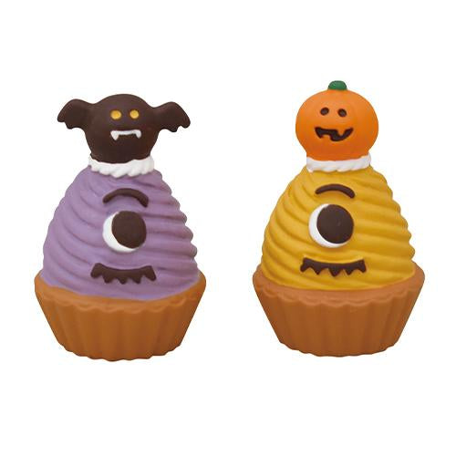 DECOLE Concombre Figures - Halloween (Monster Chestnut Cream Cake 2 pcs Set)