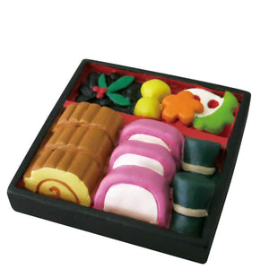 DECOLE Concombre Figures New Year (Osechi Ryori) - Hamee Strapya World