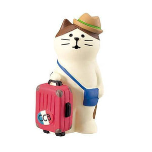 DECOLE Concombre Figures (Suitcase) - Hamee Strapya World