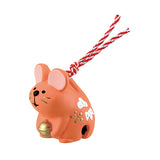 DECOLE Concombre Figures New Year (Mouse Bell / Red) - Hamee Strapya World