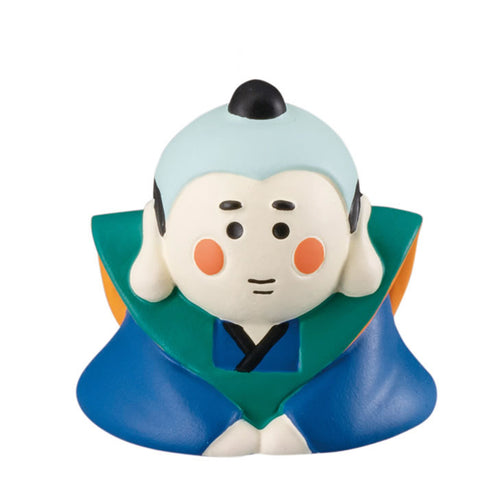 DECOLE Concombre Figures New Year (Hukusuke Doll ) - Hamee Strapya World