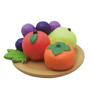 DECOLE Concombre Figures (Autumn Assorted Fruits) - Hamee Strapya World