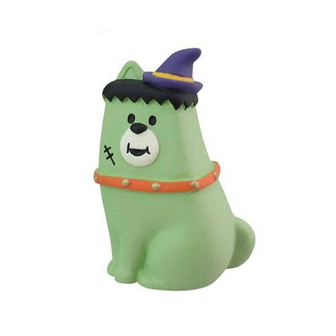 DECOLE Concombre Figures Halloween (Franken Dog) - Hamee Strapya World
