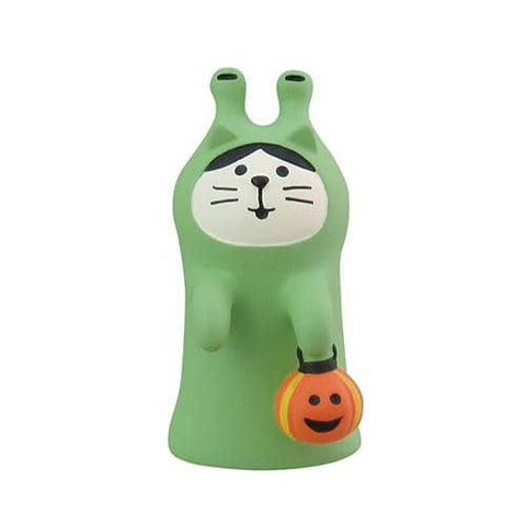 DECOLE Concombre Figures Halloween (Monster Cat) - Hamee Strapya World