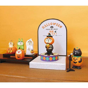 DECOLE Concombre Figures Halloween (Mini Stage) - Hamee Strapya World