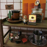 DECOLE Concombre Figures Old Style Cafe (Mont Blanc) [Final Stock] - Hamee Strapya World