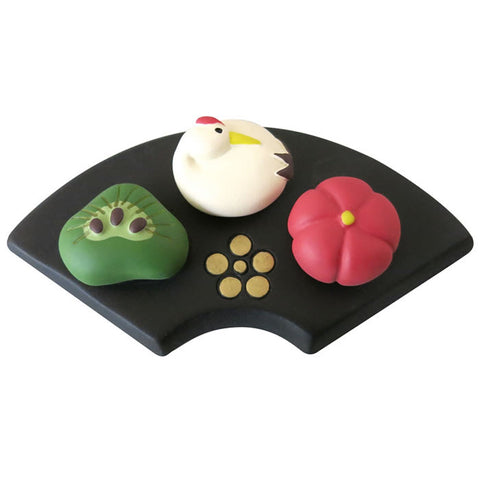 DECOLE Concombre Figures New Year (Japanese confectioneries ) - Hamee Strapya World