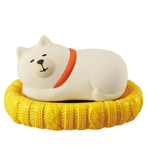Pottery Animal Humidifier (Dog) - Hamee Strapya World