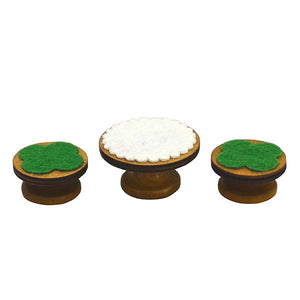 DECOLE Concombre Christmas Figures (Round Table and Chairs Set) - Hamee Strapya World