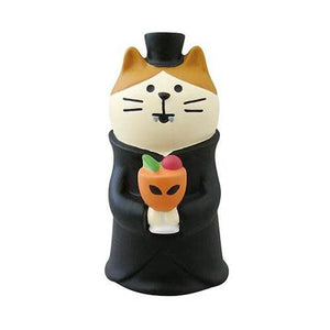 DECOLE Concombre Figures - Halloween (Vampire Cat) - Hamee Strapya World