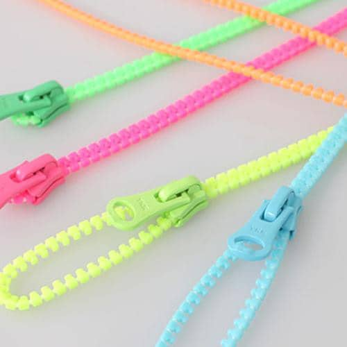 YKK Glow in The Dark Zipper Neck Strap - Hamee Strapya World