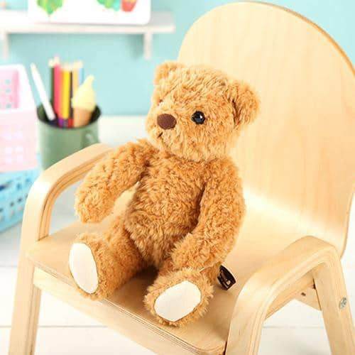 [MADE IN JAPAN] Bear Eliot Plush - Hamee Strapya World